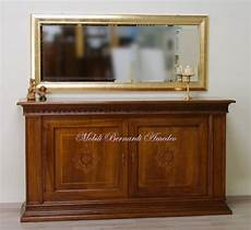 credenze in legno classiche credenza in legno massello di noce intarsiata ros
