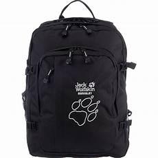 wolfskin wolfskin rucksack berkley 30l schwarz