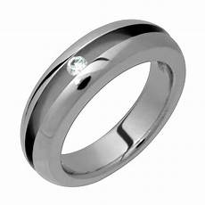 new mens titanium ring engagement ring wedding band with diamond limited qty ebay
