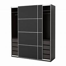 Ikea Pax Farben - pax kleiderschrank 200x66x236 cm schiebet 252 rd 228 mpfer ikea
