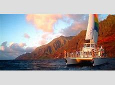 NaPali Sunset Dinner Cruise   Blue Dolphin Charters