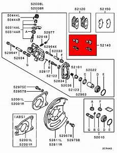 Viamoto Car Parts Mitsubishi Lancer Gsr 1 8 4wd Turbo Parts