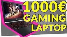 bester gaming laptop f 252 r unter 1000 oktober 2015