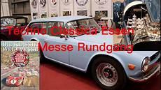 Techno Classica Essen 2018 Messe Rundgang