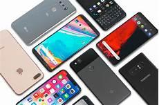 les 5 meilleurs smartphones du moment geeko