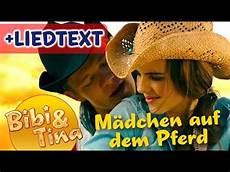 Bibi Und Tina Malvorlagen Lyrics Bibi Tina M 196 Dchen Auf Dem Pferd Official Musikvideo