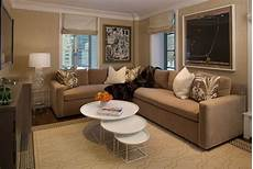 Airy Brown And Living Room Designs Inspired From