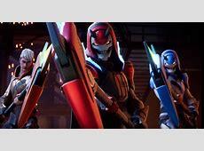 Fortnite Season 9 Skins de Battle Pass: Centinela, Rox