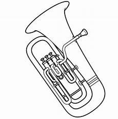 weihnachten malvorlagen kostenlos und musik kostenlose malvorlage musik tuba zum ausmalen