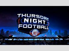 nfl thursday night game tv