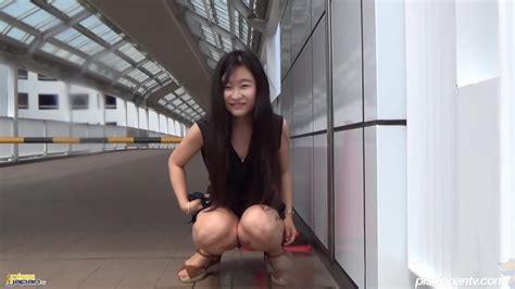 Chinese Girl Pee