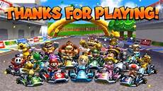 Mario Kart 7 Mirror Lightning Cup 3 Rank