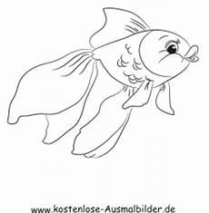 ausmalbilder fisch 3 tiere zum ausmalen malvorlagen fische