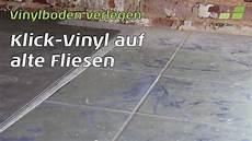 vinylboden auf fliesen verlegen vinylboden auf fliesen verlegen planeo klickvinyl youtube