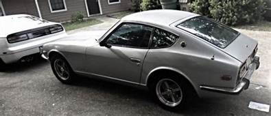 Purchase Used Beautiful 1971 Datusin 240z Series 1 In