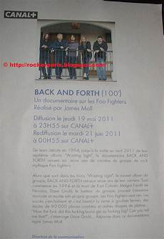 foo fighters back and forth documentary rockerparis quot back and forth quot foo fighters documentary screening canal april 27 2011