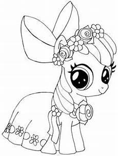 Malvorlagen My Pony Name My Pony Ausmalbild 04 Ausmalen Ausmalbilder