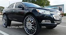 Ace 1 S King Chevy Malibu On 32 Quot Dub Zeus Floaters