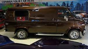 SOLD 1984 Chevy G20 Van  SEVEN82MOTORS