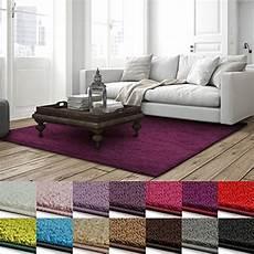 inneneinrichtung fussboden mit weicher shaggy teppich barcelona weicher hochflor teppich f 252 r