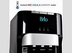 Brio Essential Series Bottom Load Hot, Cold & Room Water