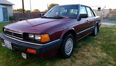 how petrol cars work 1985 honda accord user handbook honda accord sedan 1985 burgundy for sale jhmad7436fc027182 1985 honda accord local car 143k miles