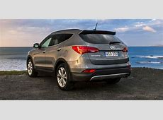 2015 Hyundai Santa Fe pricing and specifications   Photos