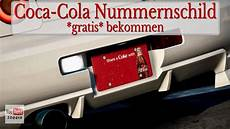 need for speed payback coca cola nummernschild aktion
