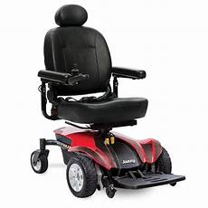 Jazzy 174 Select Elite Jazzy 174 Power Wheelchairs Pride