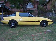 automobile air conditioning service 1985 mazda rx 7 on board diagnostic system gtwags 1985 mazda rx 7 specs photos modification info at cardomain