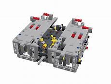 lego moc 14405 lego sequential dual clutch gearbox dsg 8