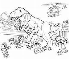 ausmalbilder jurassic world dinosaurier ausmalbilder