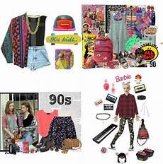Was Anziehen Zur 90er Jahre Bunte Klamotten