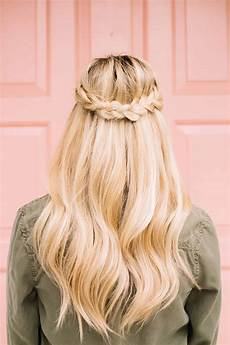 Crown Braid Hairstyles