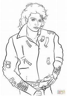 Malvorlagen Jackson Gratis Michael Jackson Coloring Page Michael Jackson Coloring