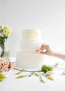 diy wedding cake the faux martha