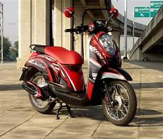 Scoopy Modif Simple by 50 Foto Modifikasi Honda Scoopy Simple Paling Cocok Buat