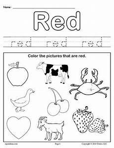 number tracing worksheets 1 20 color worksheets for