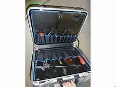 Hartschalen Werkzeugkoffer by Hartschalen Werkzeugkoffer Gebraucht Kaufen Auction Premium