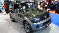 2017 Suzuki Jimny Sergio Cellano Top At Exterior And