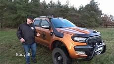 ford ranger wildtrak mammut umbau tuning www mammut