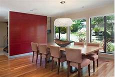 how to create a sensational dining room with red panache
