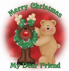 merry christmas my dear friend pictures photos and images for facebook pinterest and