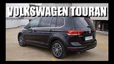 Volkswagen Touran 2016 Eng Test Drive And Review