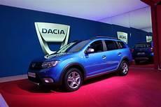 Dacia Logan Mcv Stepway De Look Vid 233 O En Direct