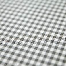 karierter stoff baumwollstoff check karo vichy grau wei 223 5mm gro 223