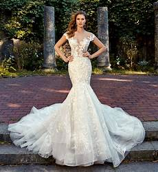 off the shoulder sweetheart neck beaded lace applique mermaid wedding dress kleinfeld bridal