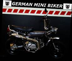 German Mini Biker - gmb skyteam skymax 125 pro quot supermax quot titan edition de
