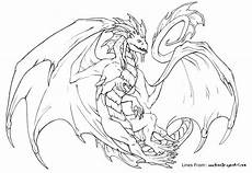 advanced dragon coloring pages bing images crafts coloring printable pages