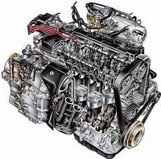 De Motor Een Auto